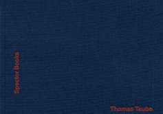 Thomas Taube »Das Surren der Bildmachine» book cover