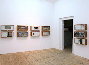 Thomas Sommer »Schluss mit lustig« exhibition view . maerzgalerie Berlin