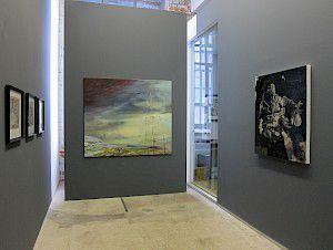 »Ten of cups« exhibition view . maerzgalerie Leipzig (plus)*