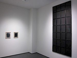 Wanda Stolle »Set on« exhibition view . maerzgalerie Berlin