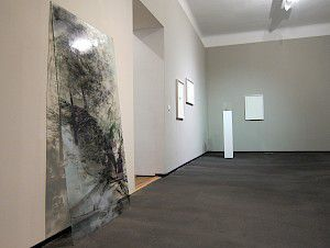 »painting beyond« exhibition view . maerzgalerie Berlin