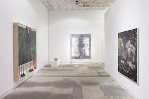 »Fountain of Youth« exhibition view