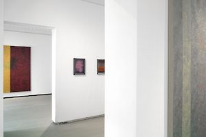 Ausstellungsansicht »How to slice reality«