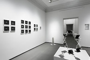 exhibition view »An Inventory of Reflections« REITER | Berlin prospect