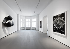 »passing« exhibition view REITER | Berlin prospect