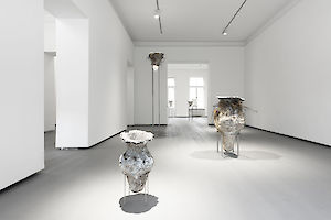 »The Dig« exhibition view REITER | Berlin prospect
