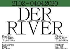»Der River« invitation
