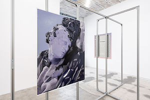 exhibition view »Nothing New« 2020 . REITER | Leipzig